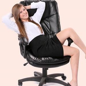 Про користь вертіння на стільці