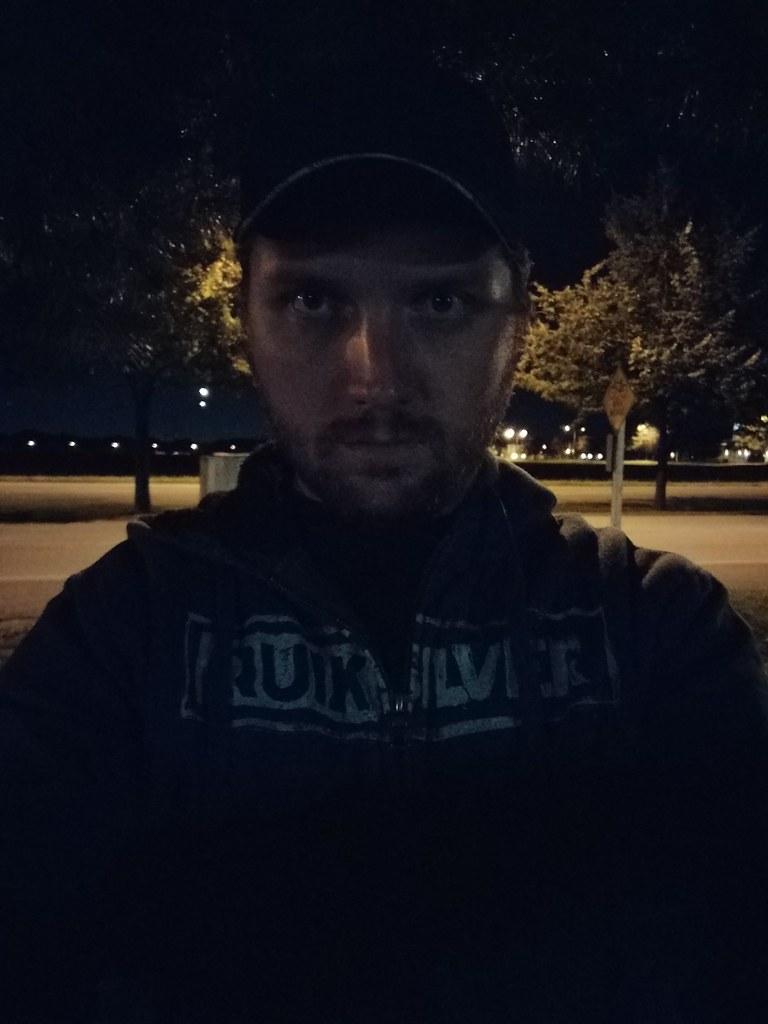 Lowlight Selfie (OnePlus 3)