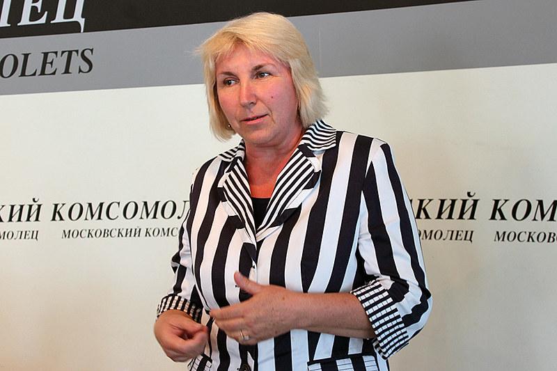 """Лариса Сафонова, ИД """"Свободная пресса"""""""