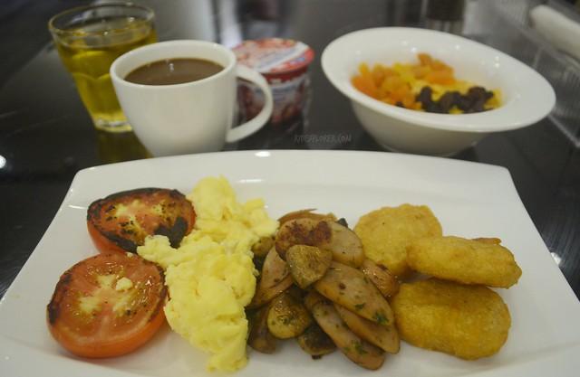 hotel kai complimentary breakfast