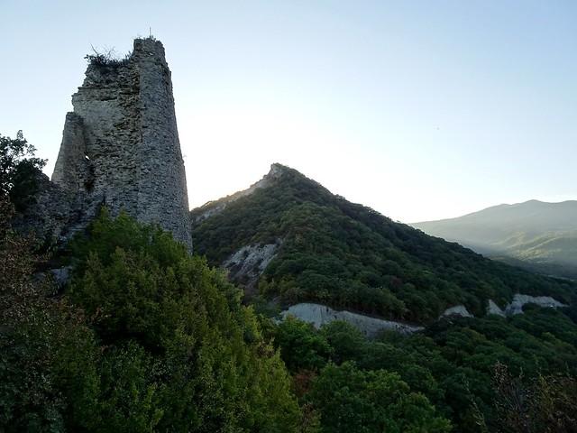Ujarma castle ruin
