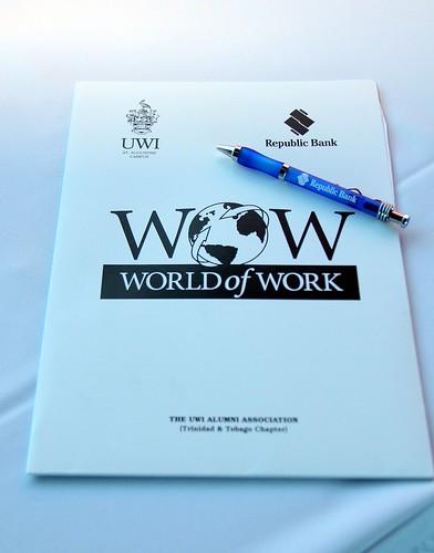 World of Work Seminar