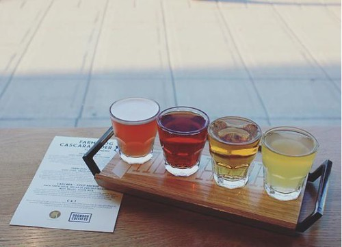 Dogwood cascara flight