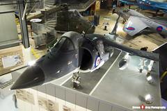 XZ493 001 N -  003 - 912017 - Royal Navy - British Aerospace Sea Harrier FRS1 - 120807 - Fleet Air Arm Museum Yeovilton - Steven Gray - IMG_6091