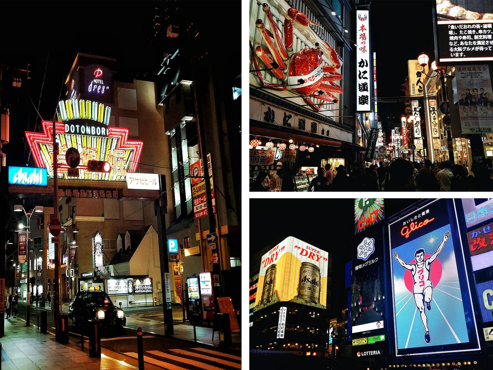 Dohtonbori Osaka