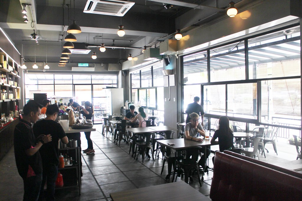 Union Fashion Bar (UFB) around Taman Sutera interior