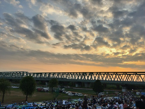 Toride Tone-RIver Fireworks Festival 2016 35