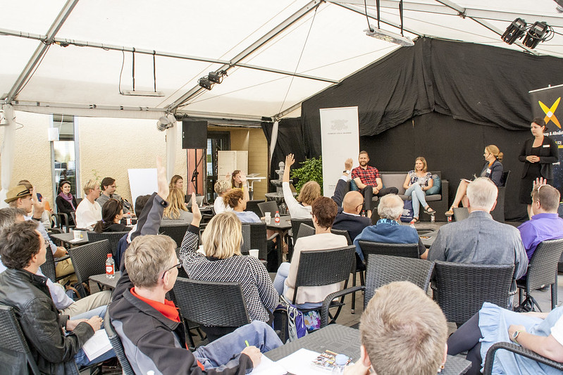 Science Café i Almedalen 2016