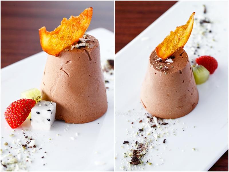 Belgium Dark Chocolate Semi-Fredo Cerdito Puchong