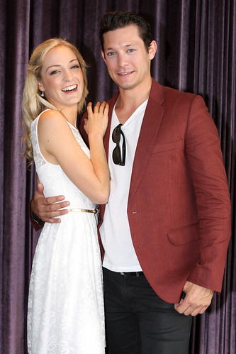 Gretel Scarlett, Rob Mills | GREASE: The No.1 Party ...