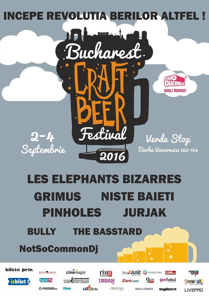 Bucharest Craft Beer Festival