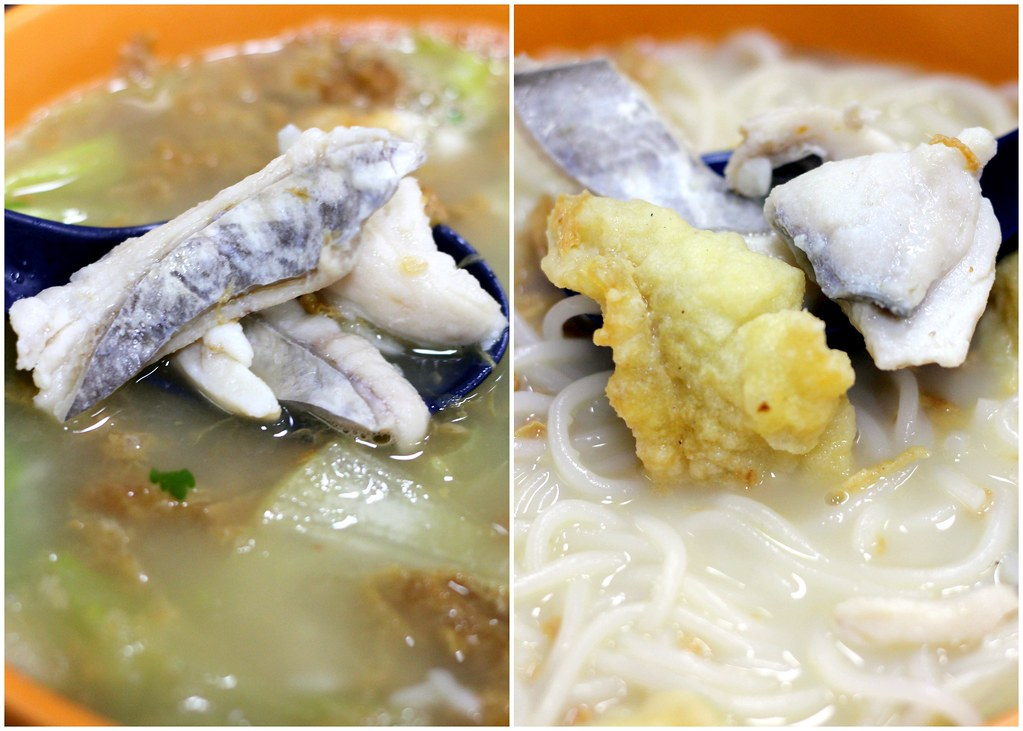 Supper Spots in the West: Teochew Fish Porridge
