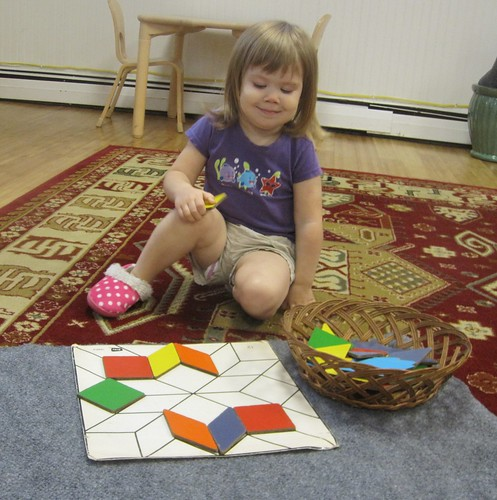 pattern block picture