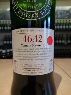 SMWS 46.42 - Yummy Scrummy
