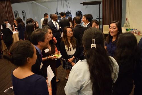 2016 APAA Scholar Reception