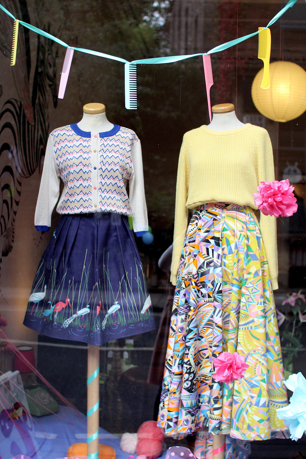 the best vintage shopping and boutiques in edinburgh the