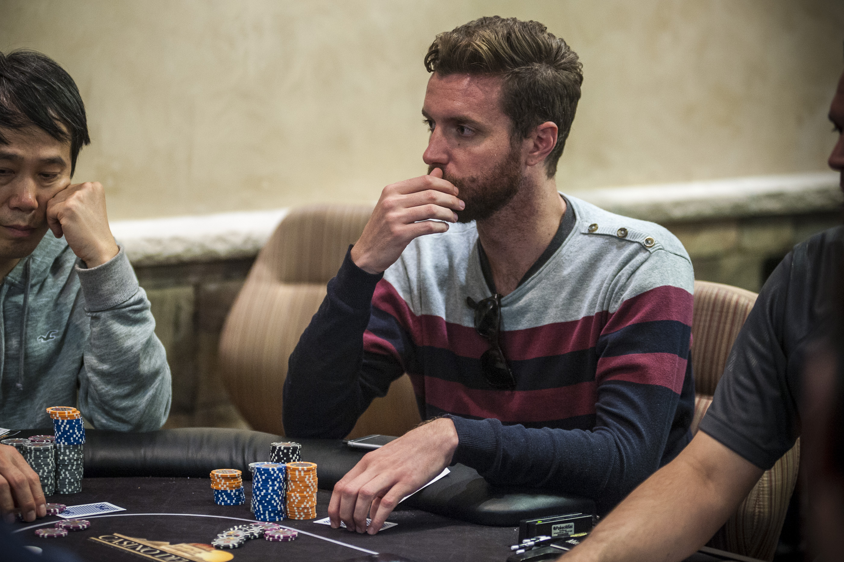 Day 1B Ends with 32 Players – Alex Scattareggia Leads with