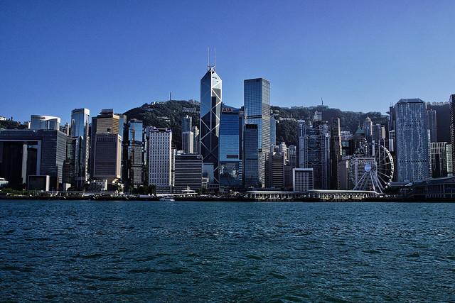 HK Skyline