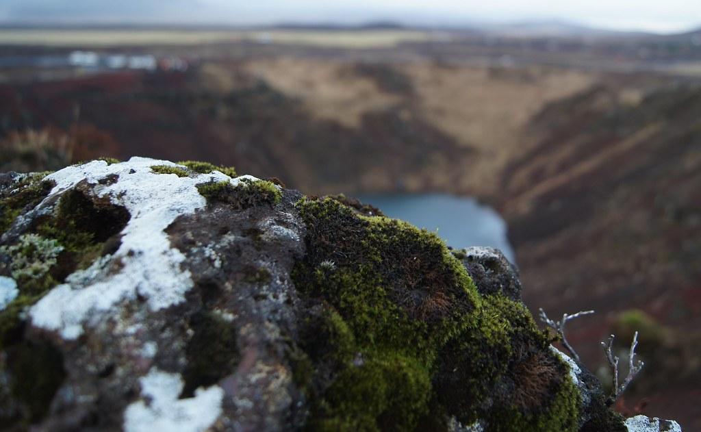 Kerið vulcano - Iceland - Coen Versluis