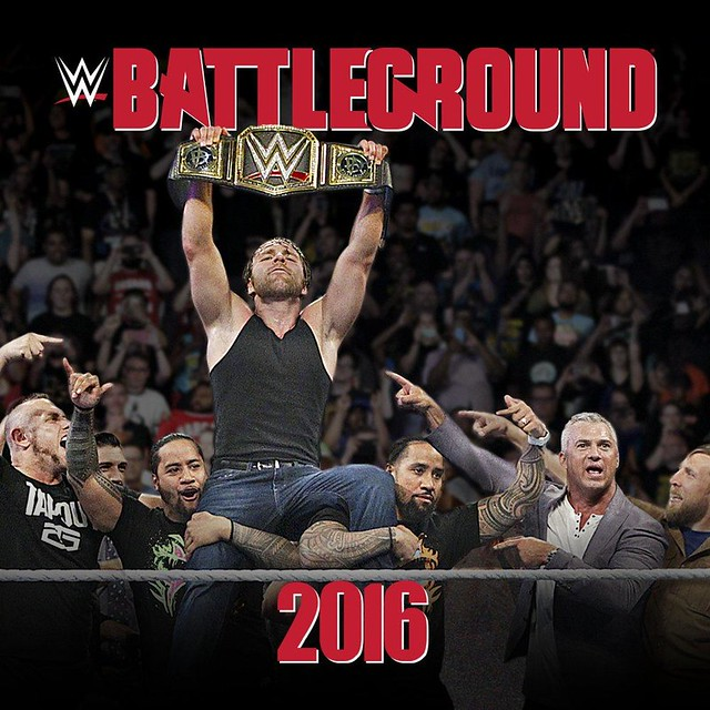 WWE: Battleground 2016
