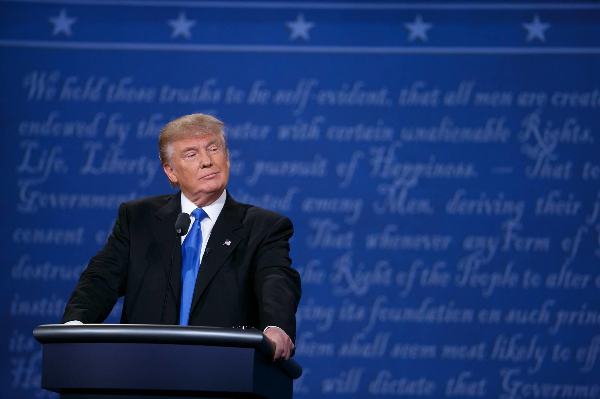Debate 2016 - #Hofdebate16