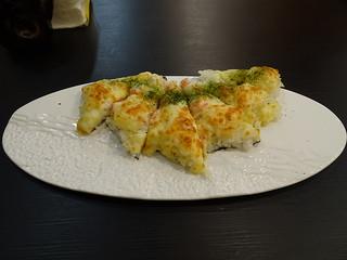 夏威夷壽司披薩