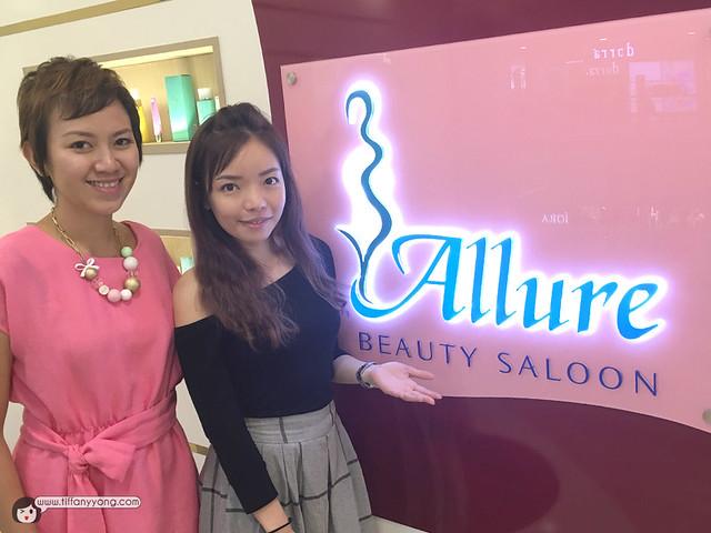 Allure Beauty Saloon Joey