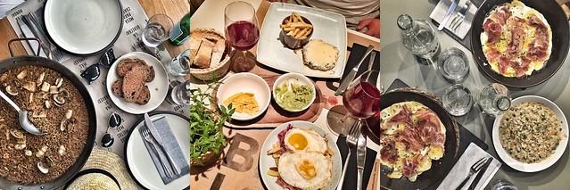 donde comer en barcelona grupo tragaluz guia rapida