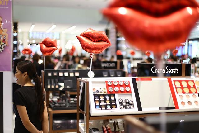 sm beauty lipstick festival