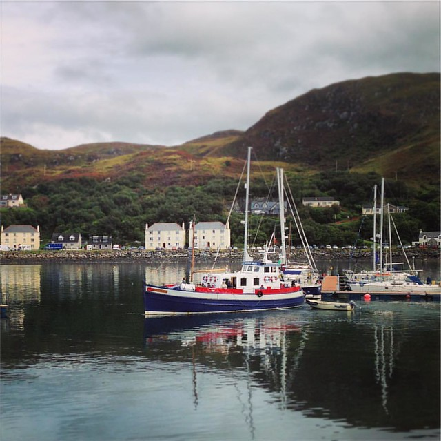 Mallaig, Scottish Highlands  #mallaig #mallaigharbour #scottish highlands #scotland #scottishscenery #innerhebrides