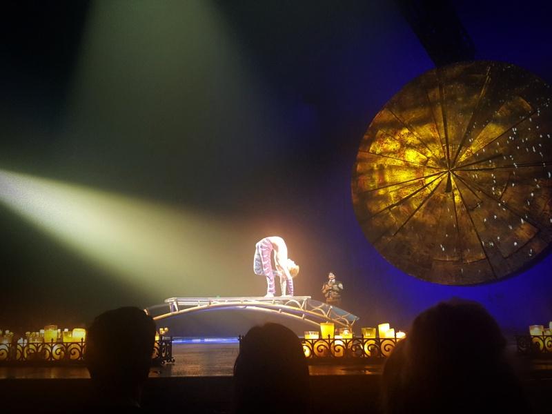 Contortionist Cirque du Soleil