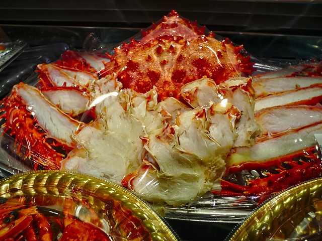 Red King Crab