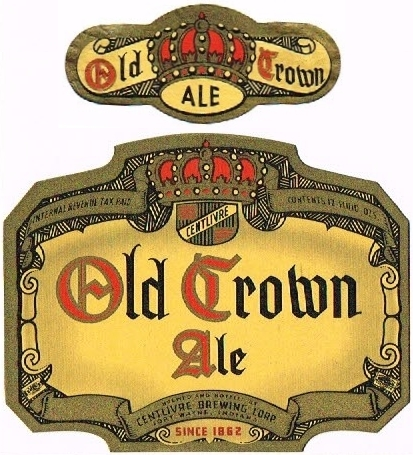 Old-Crown-Ale--Labels-Centlivre-Brewing