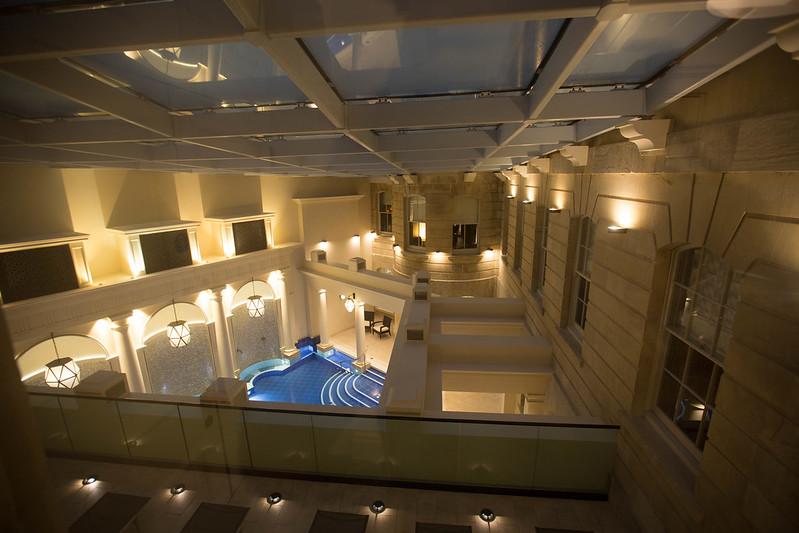 The Gainsborough spa.