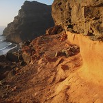 Playa del Ámbar, Tasarte