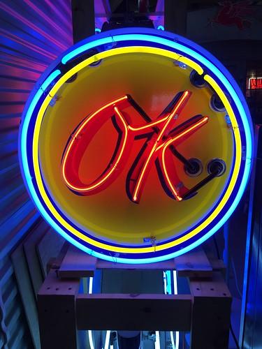 OK neon