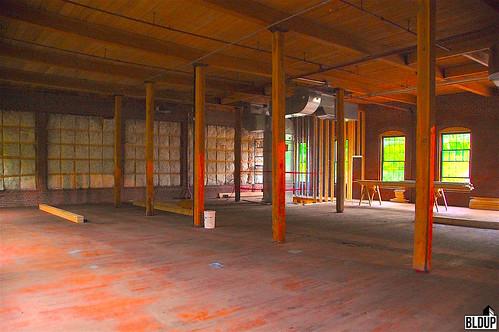 RiverBend Mill Interior