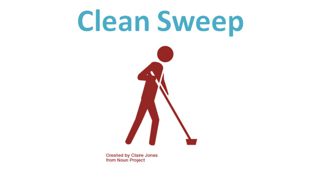 Blog, Clean Sweep