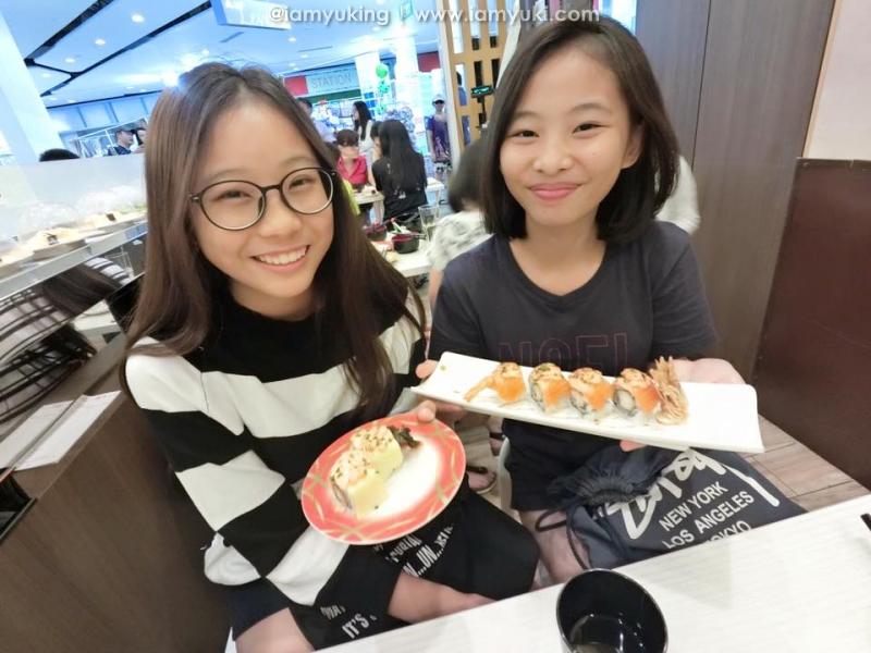sushi mentai Singapore22yuki ng food review
