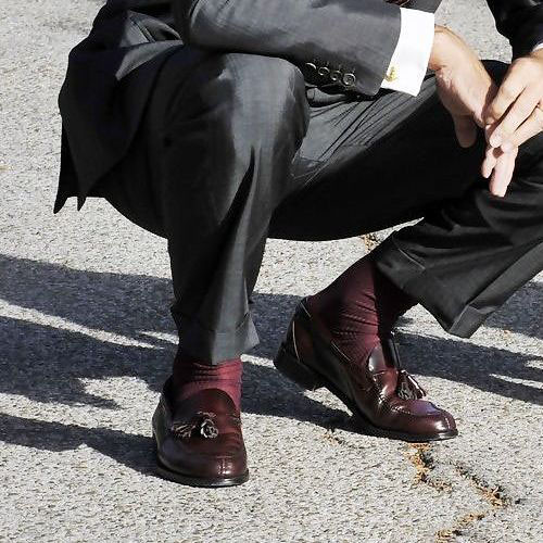 calcetines moda masculina