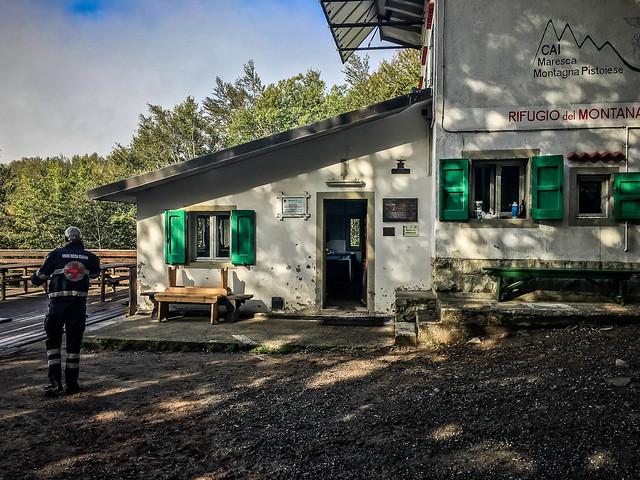 Rifugio Aid Station