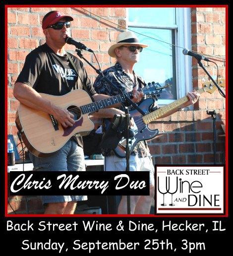 Chris Murry Duo 9-25-16
