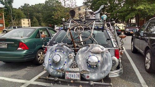 Art Car, September 21, 2016