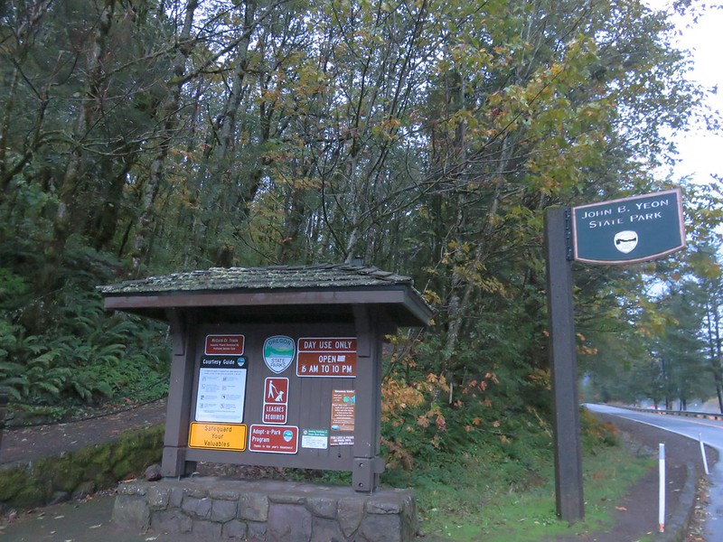 Nesmith Point Trailhead