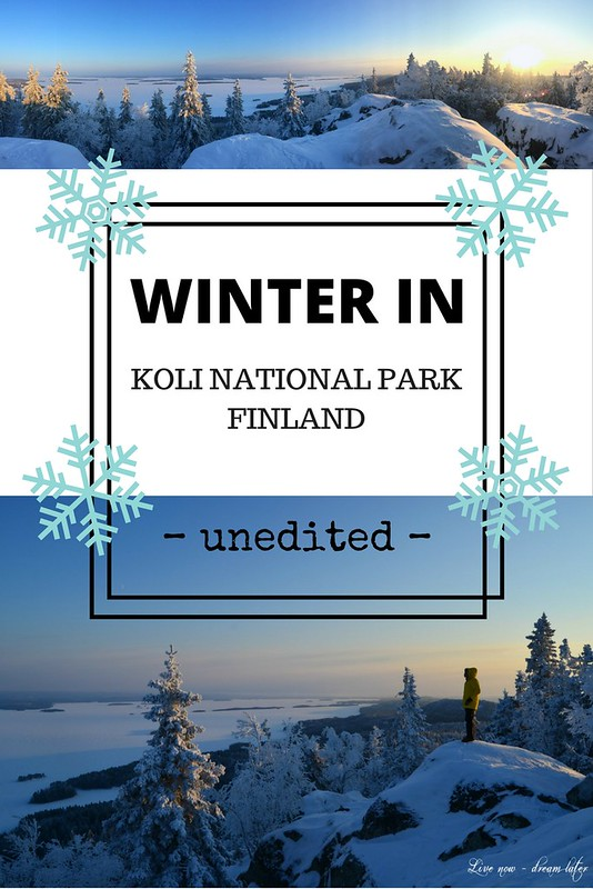 Nature, Snow and Koli National Park – Finland, You're So Beautiful You Don't Even Need Editing! | Live now – dream later travel blog