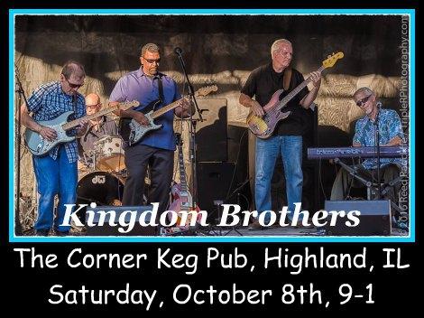 Kingdom Brothers 10-8-16