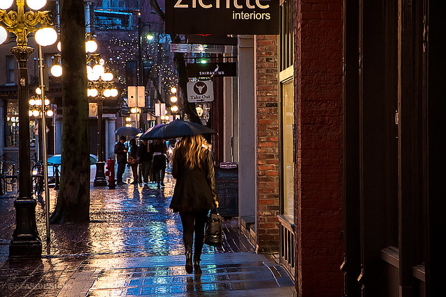 Gastown Nights - Vancouver, BC