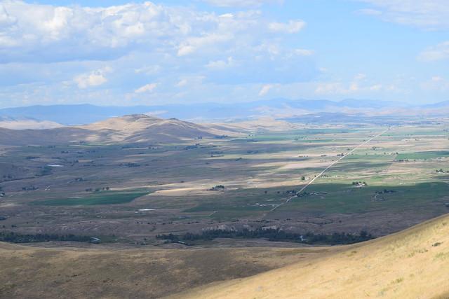 National Bison Range - Scenes from Bitterroot Trail