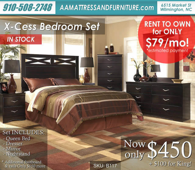 Bedroom Sets Nc wilmington – all american mattress & furniture