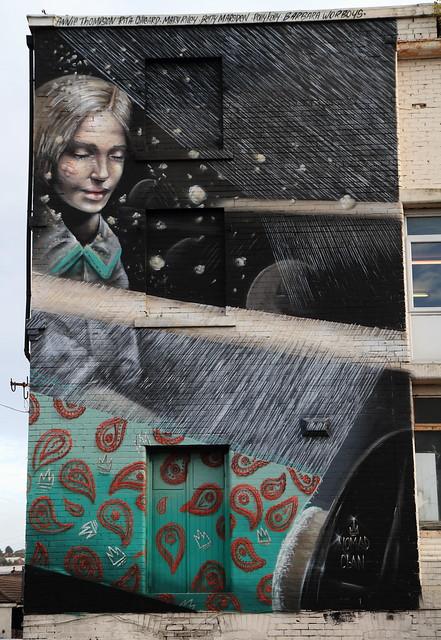 Street Art, Mill Lane